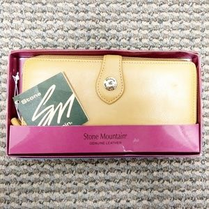 Stone Mountain Genuine Leather Wallet